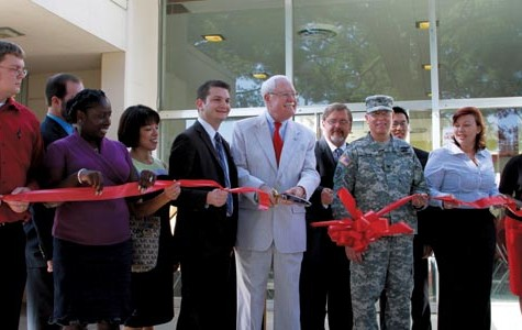 Veterans Center opens its doors on BC campus