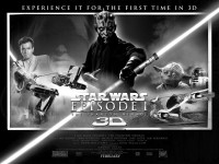 Star Wars 3D quadposter