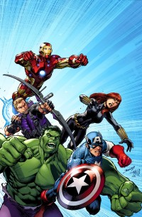 AvengersAssemble color