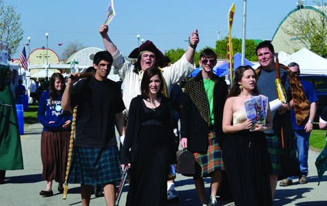 Fun at Scottish Games and Gathering