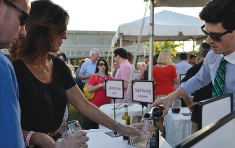 BC hosts the Red and White Wine Festival
