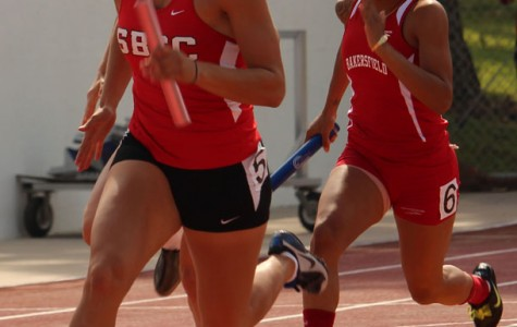 Lady Renegades dominate in track and field