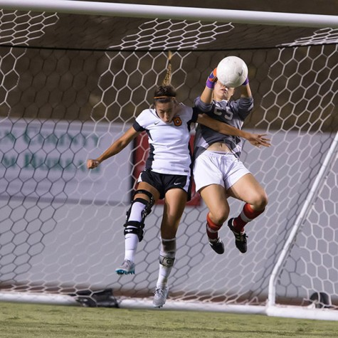 Women's soccer 2016 schedule released