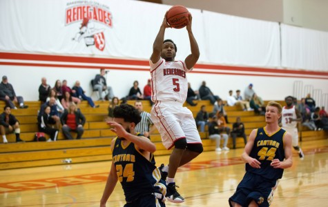 BC tops Canyons in conference home-opener by 41