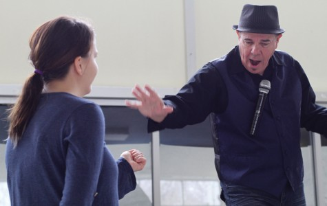 Mentalist blows minds on campus