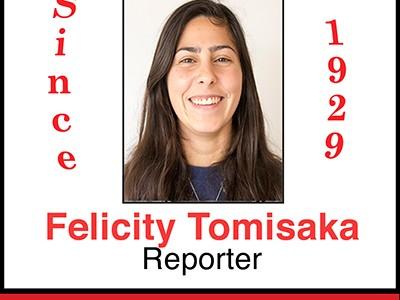 Felicity Tomisaka