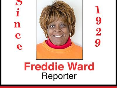 Freddie Ward