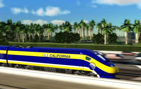 Speed rail can help bring up the economy