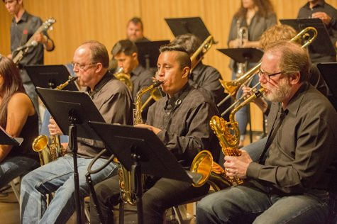 Bakersfield College hosts its first annual KCMEA Jazz Day