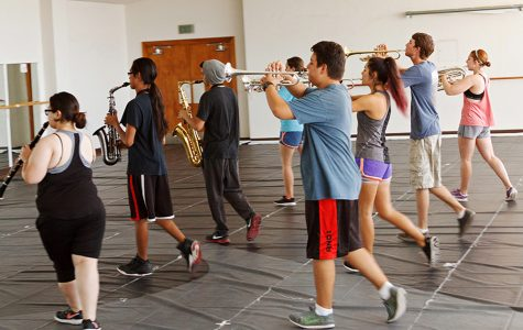 Music program adds marching