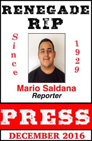 Mario Saldana
