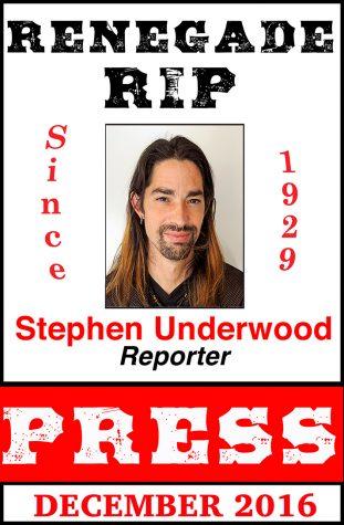 Stephen Underwood