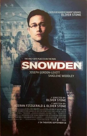 Movie Review: Stone's biopic reveals Snowden's personal data