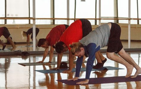 Student club seeks to improve both mental and physical health