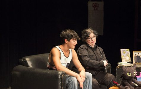 One act plays subject students to comedy, improv and horror