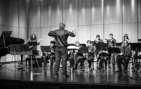 BC Jazz Ensemble treats the crowd to 'Soul Jazz'