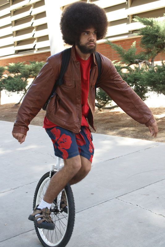 Unicycling up and down the BC campus – The Renegade Rip