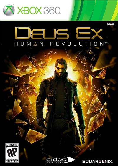 """Deus Ex"" is available on PC, Xbox 360 and Playstation 3."