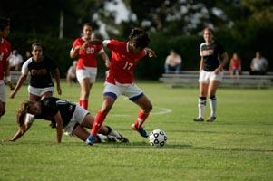 BC soccer's fast start didn't take them far enough