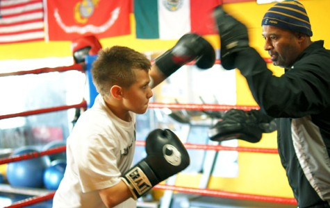 Local gym an outlet for young boxers