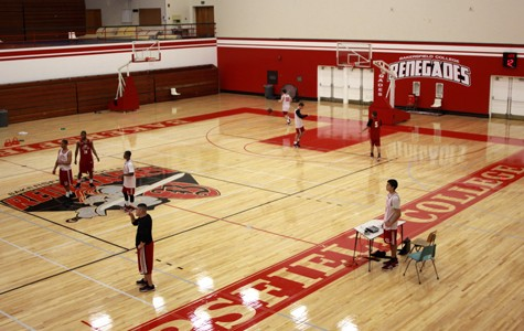 New gym gives BC Div-1 atmosphere