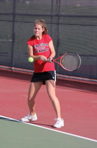 BC tennis struggles to capture consistent victories