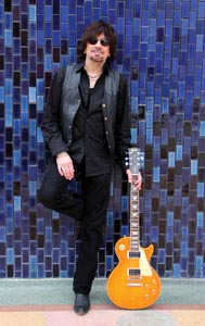 Blues musician shares his passion of music