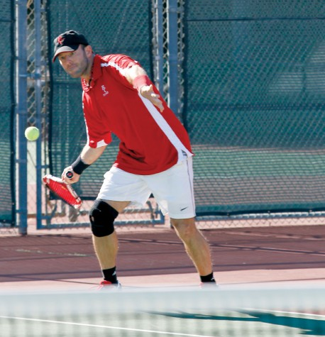 BC tennis gets shutout to kick off the long season