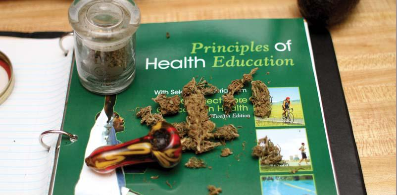 Reading, writing and Mary Jane