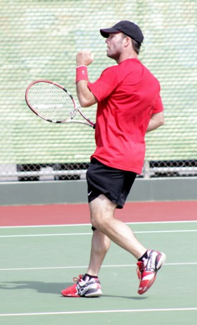 BC's Thomas driven by passion for tennis