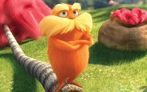 'Lorax'  wins over Seuss fan with visuals