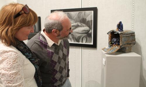 Art show presents work by students