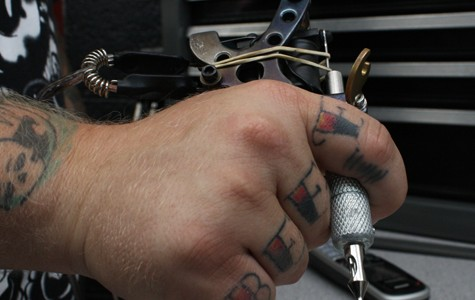 Nokia creates tattoo that vibrates when you get a cell phone call