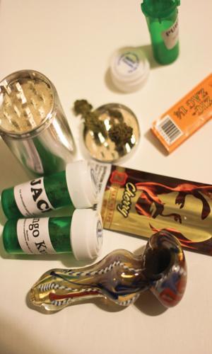 Marijuana celebrated with 420 festivities