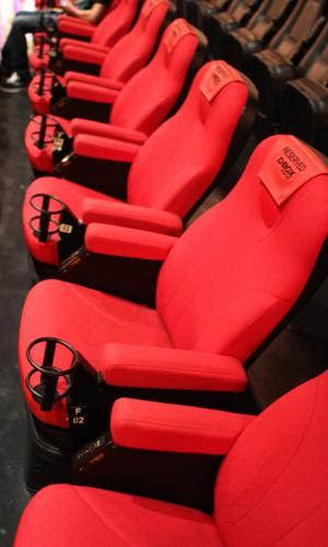 D-BOX adds nothing to movie experience