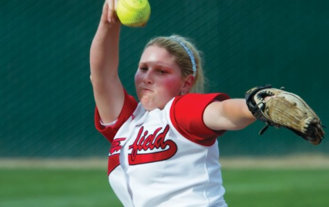 Softball headed to playoffs with eight seed