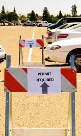 Parking changes upset students