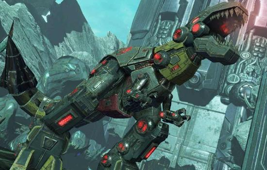Transformers: Fall of Cybertron is a good time with technical caveats