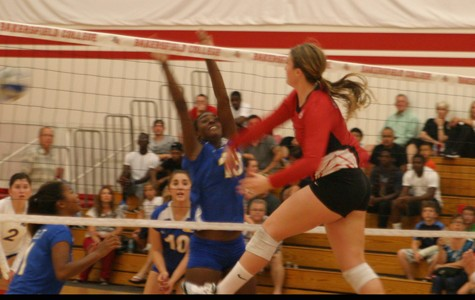 BC volleyball improves to 11-2