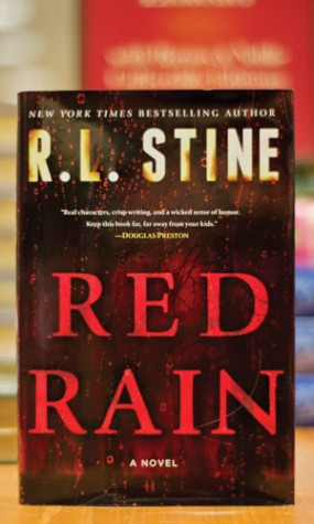 'Red Rain' a modern tale of adult horror