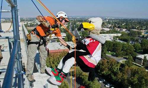 Fundraising takes a leap Over The Edge