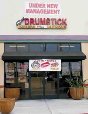 Drumstick restaurant reopens