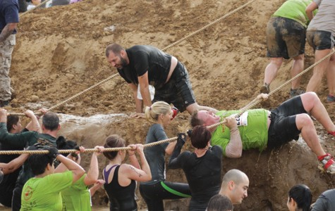 Runners get down and dirty for Volkslauf
