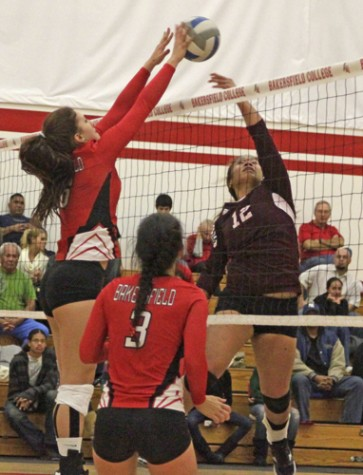 BC volleyball sweeps Mt. SAC in playoffs