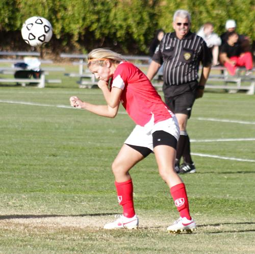 Freshman makes impact on BC soccer team