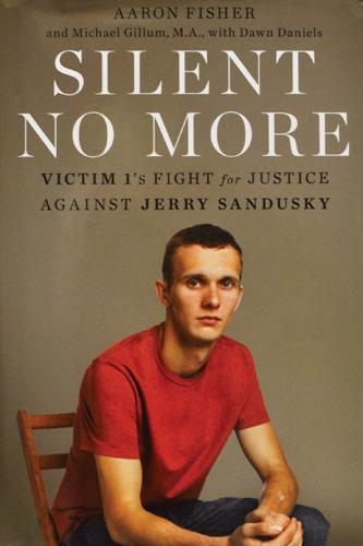 Abuse victim describes his fight for justice
