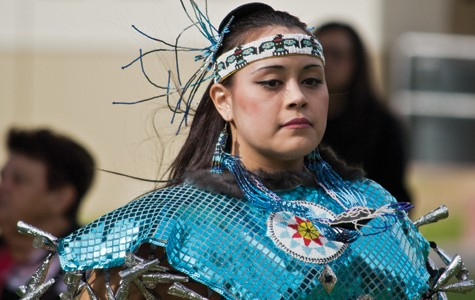 Dancing to a native beat