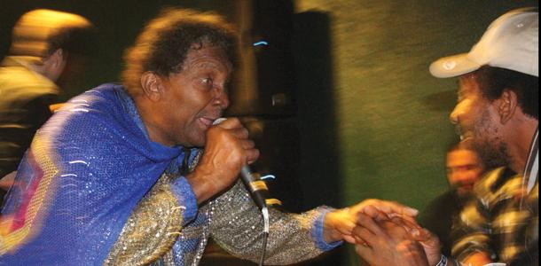 Rap icon plays at Narducci's