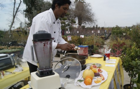 White Forest Nursery has annual citrus tasting