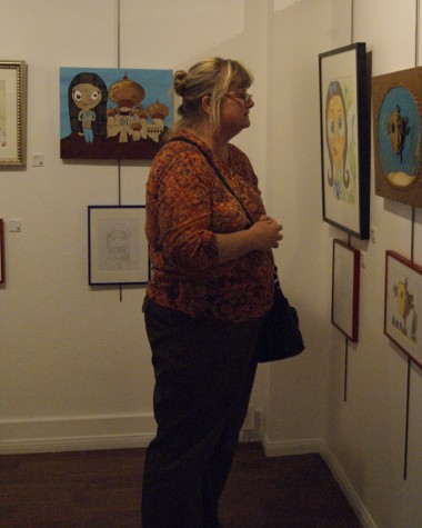 The Foundry hosts young and old artists